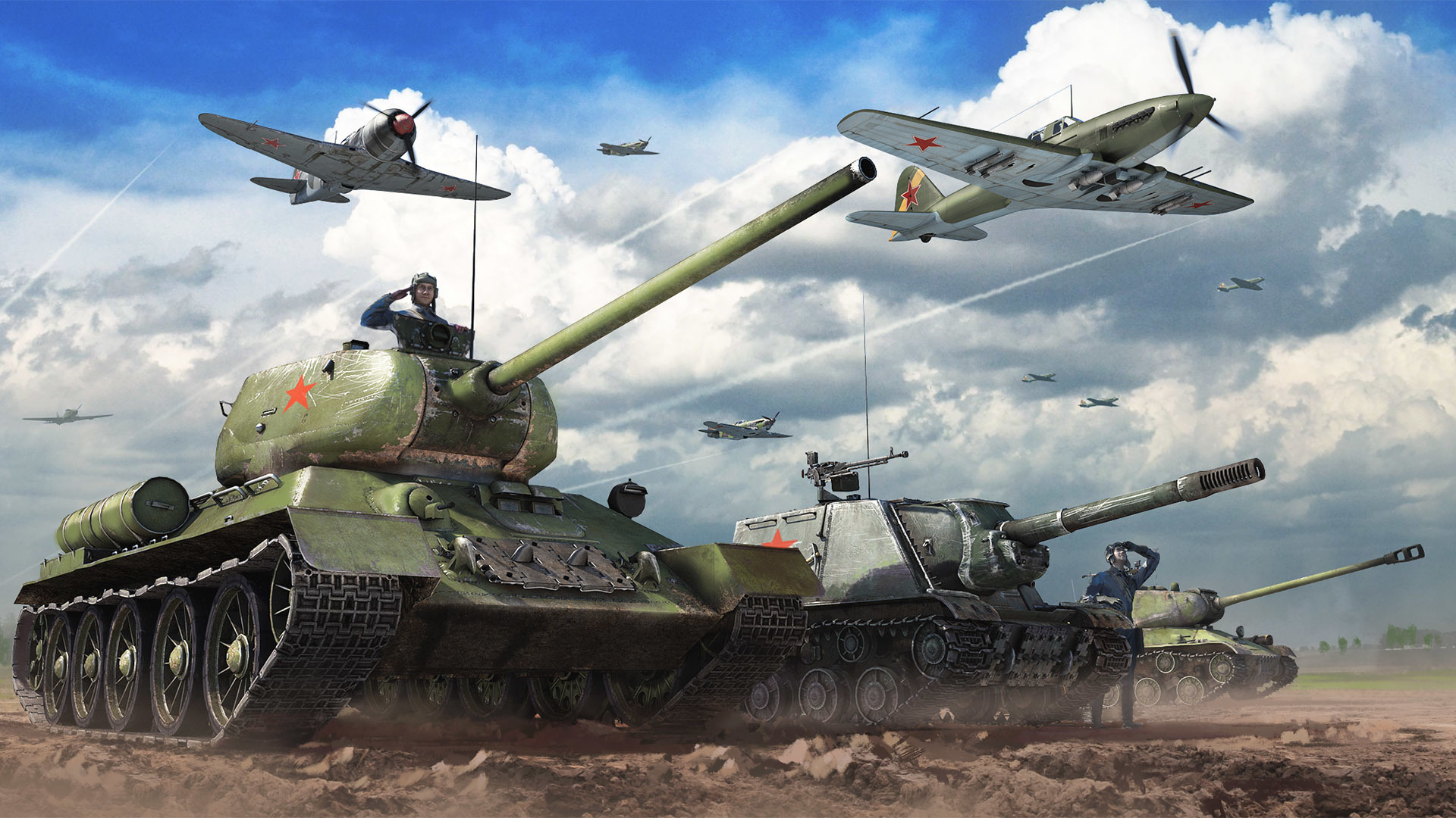War thunder ground forces wallpaper hd
