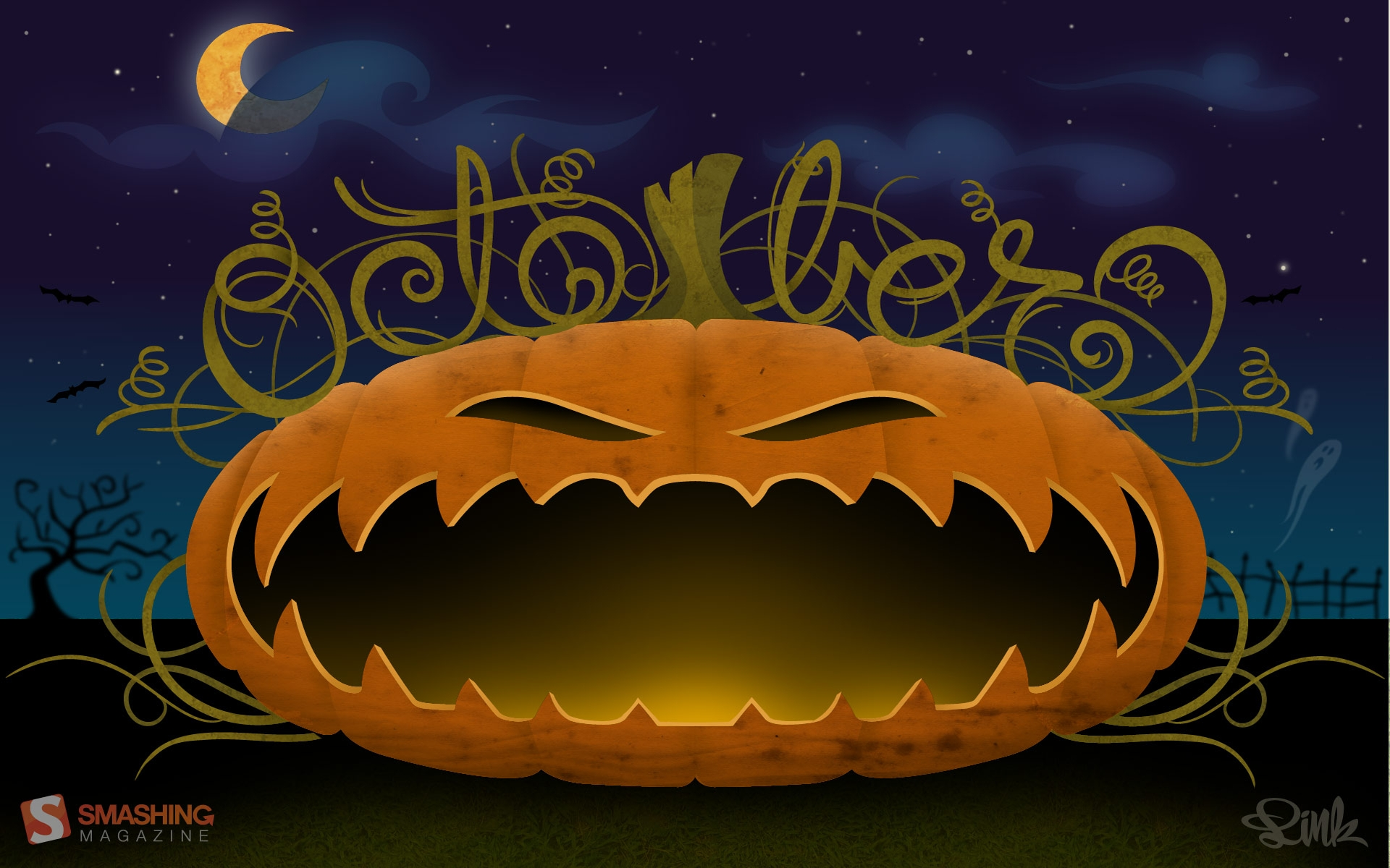 Halloween Desktop Wallpapers FREE on Latorocom 1920x1200