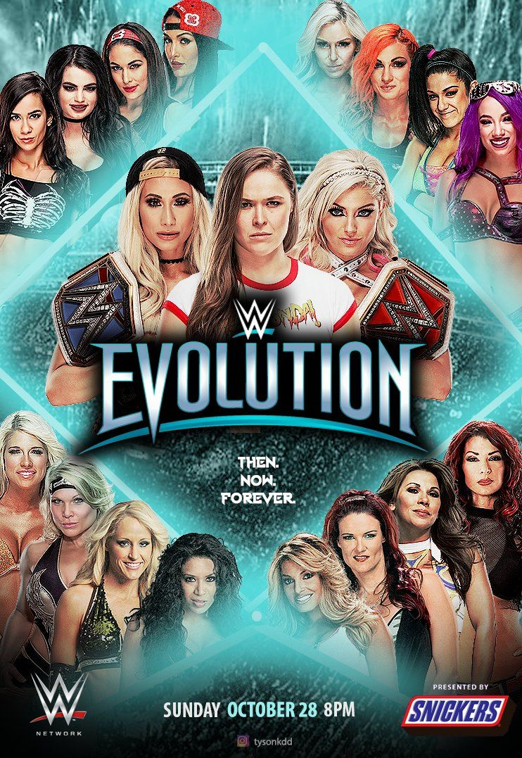 WWE Evolution WWE Wwe Wrestling wwe Wwe female wrestlers 742x1077