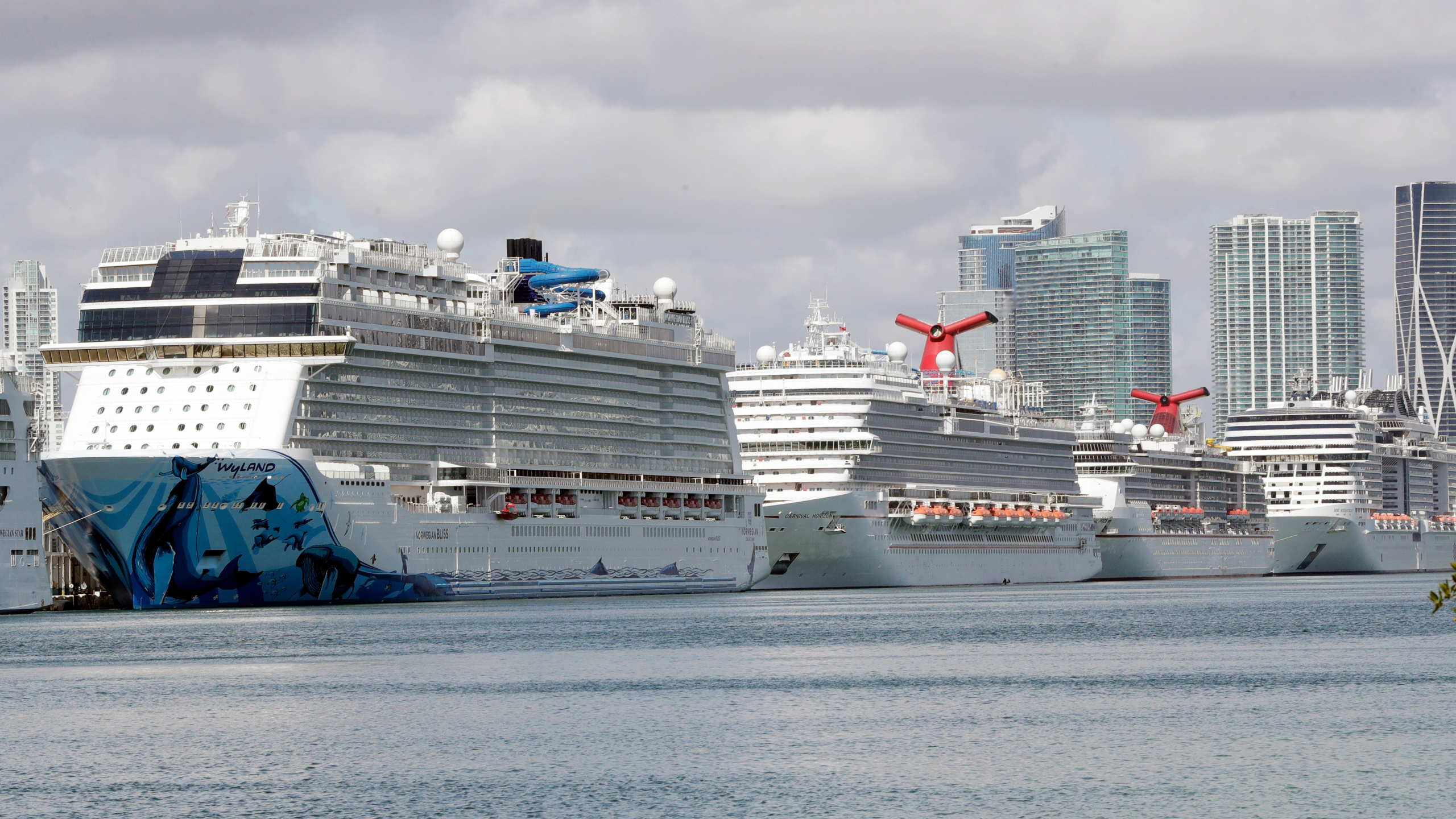 Alaska was expecting a record number of summer cruises Now it has 2560x1440