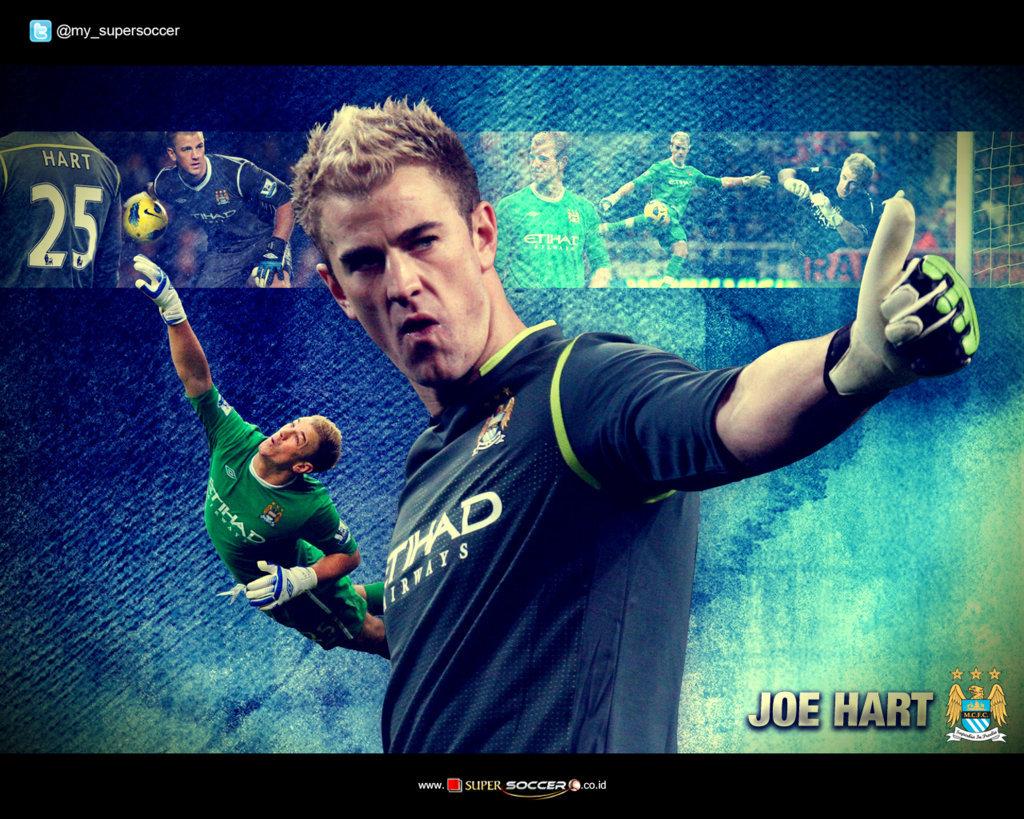 Joe Hart Wallpaper HD 2013 2 Football Wallpaper HD Football 1024x819