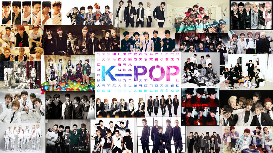 48 Kpop Wallpaper Hd On Wallpapersafari