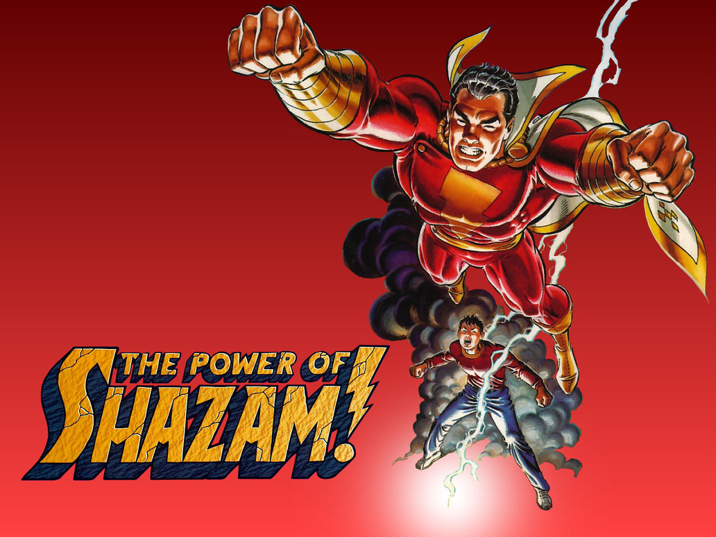 Download Captain Marvel Shazam Wallpaper 1032x774 50 Captain