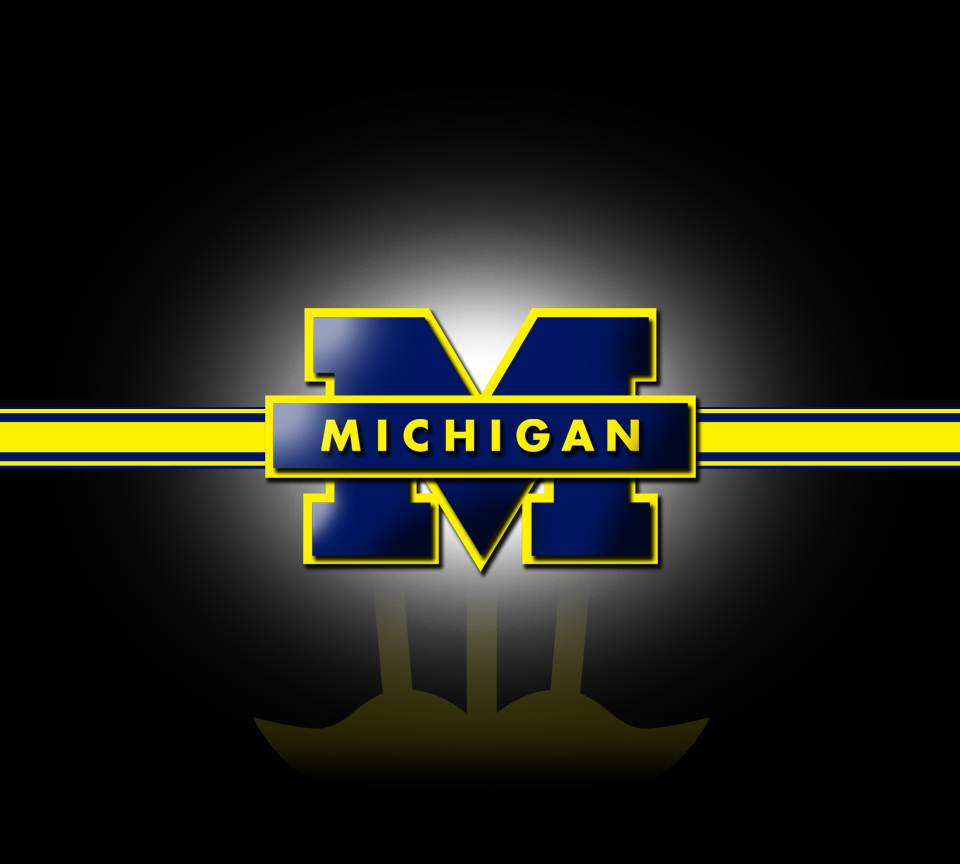 Michigan Wolverines Football 960x864