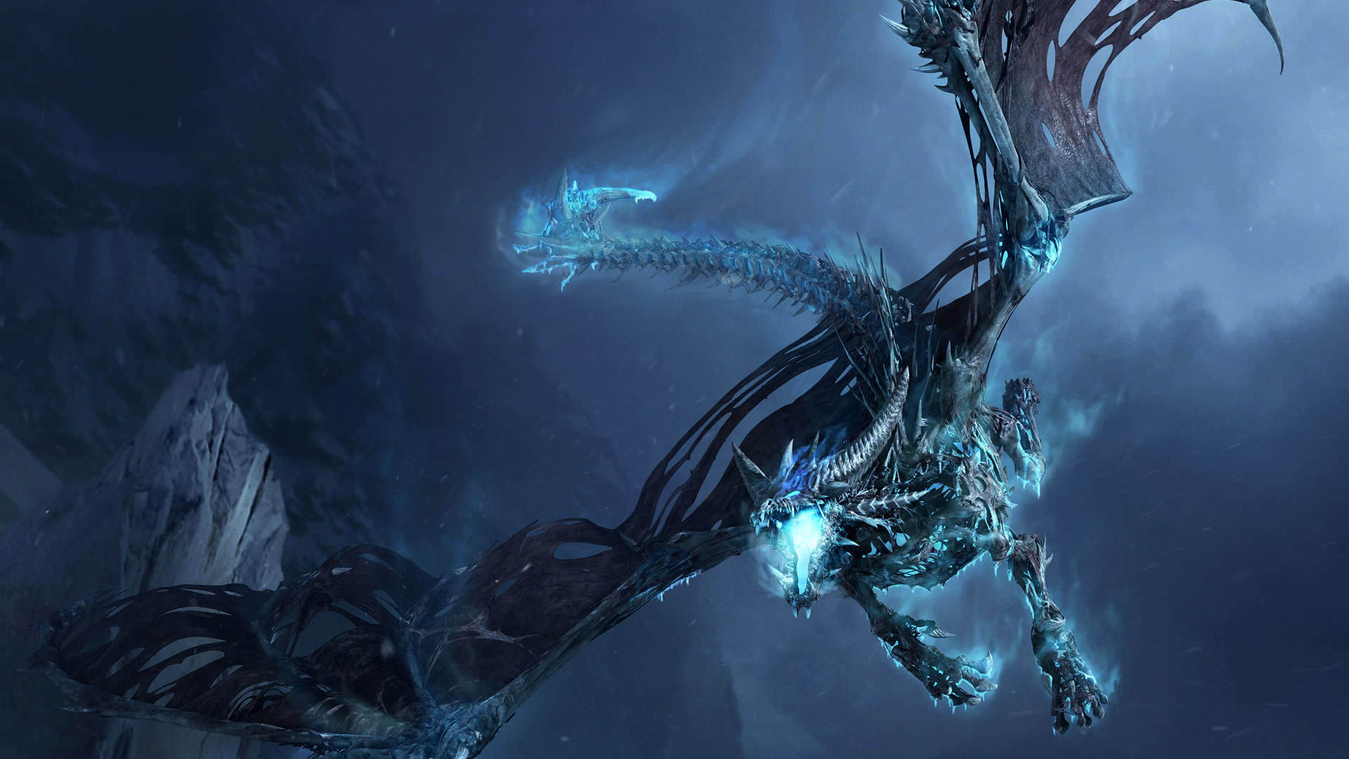Dragon Death Cool After Art Digital wallpapers HD   166486 1920x1080