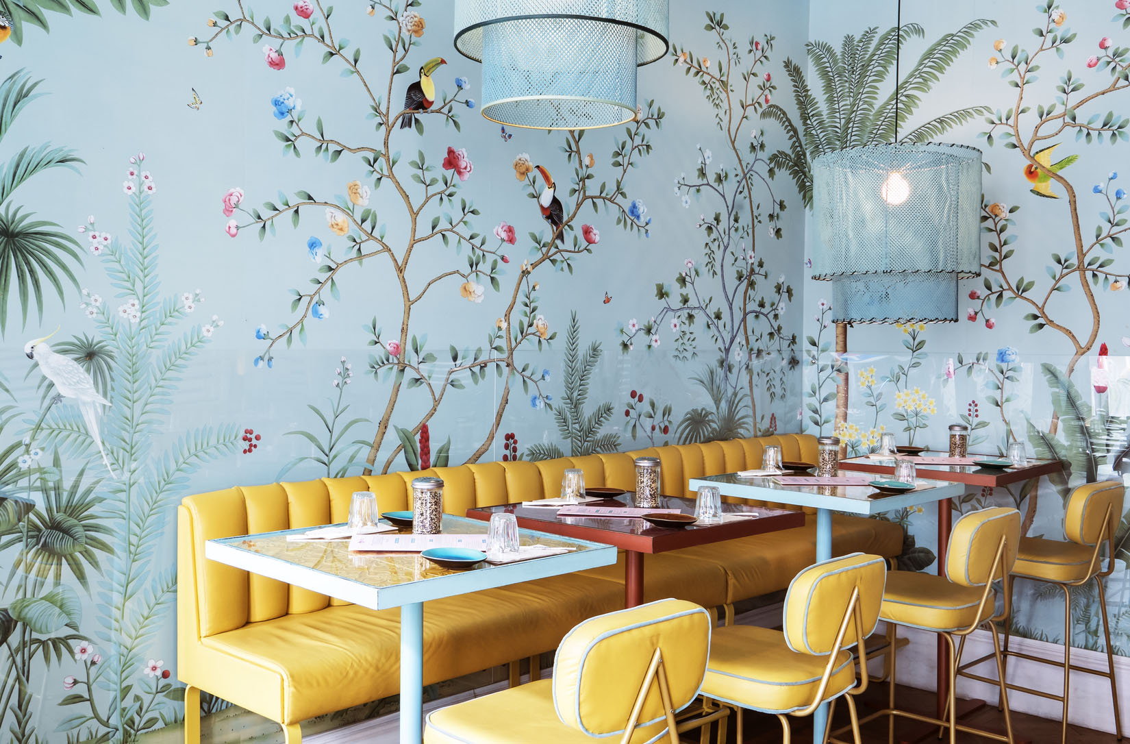 How de Gournay Makes Designer Wallpaper the Must Have Interior 1650x1086