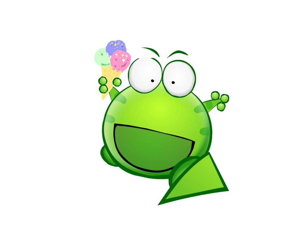 Cartoon Frog Wallpaper wallpaper wallpaper hd background desktop 1024x768
