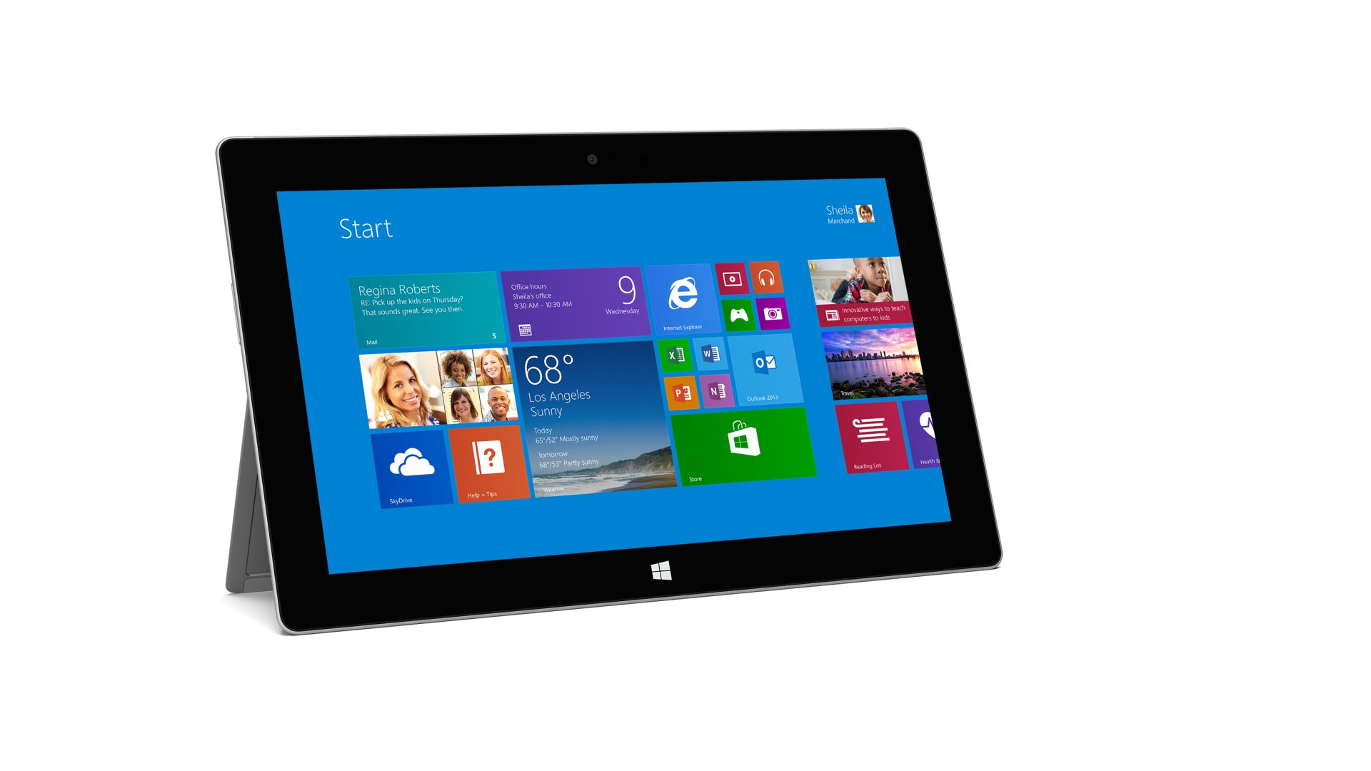 Microsoft Surface 2 Wallpapers