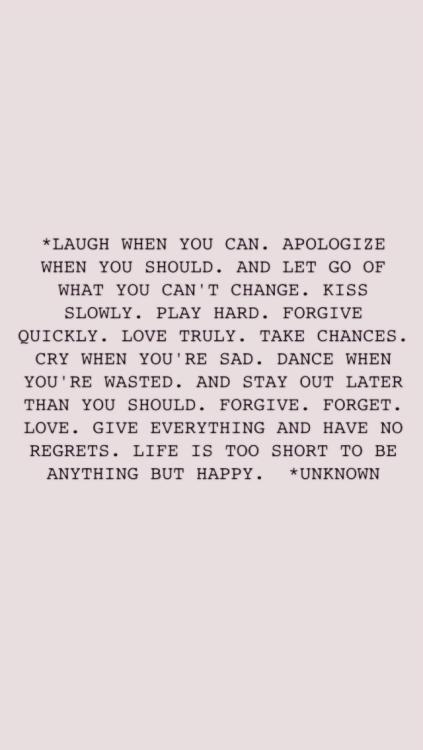 Quote Iphone Wallpaper Tumblr 423x750