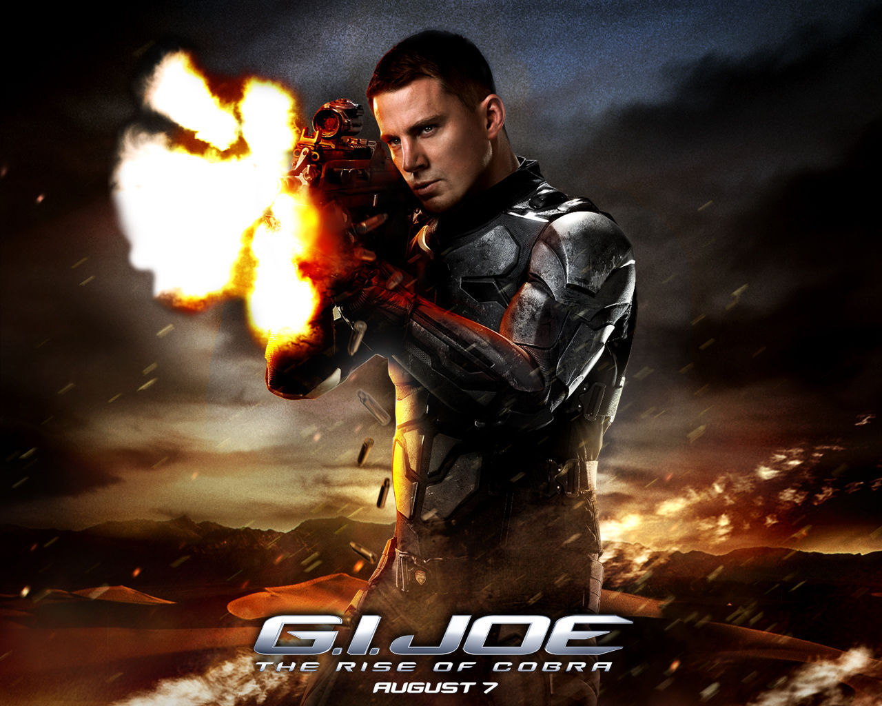 Action Films GI Joe Rise of Cobra 1280x1024