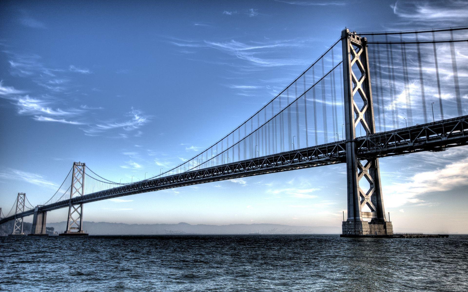 Bridge in San Francisco HD Desktop Wallpaper HD Desktop Wallpaper 1920x1200