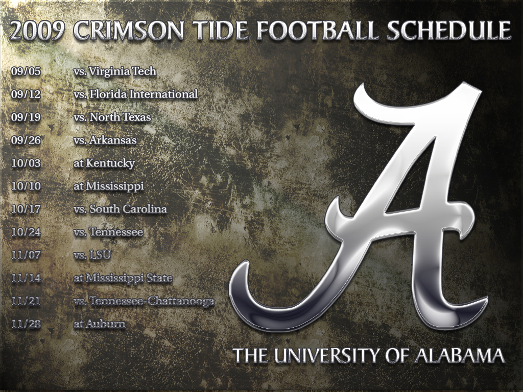 Alabama Football 827304 With Resolutions 1024768 Pixel 1024x768