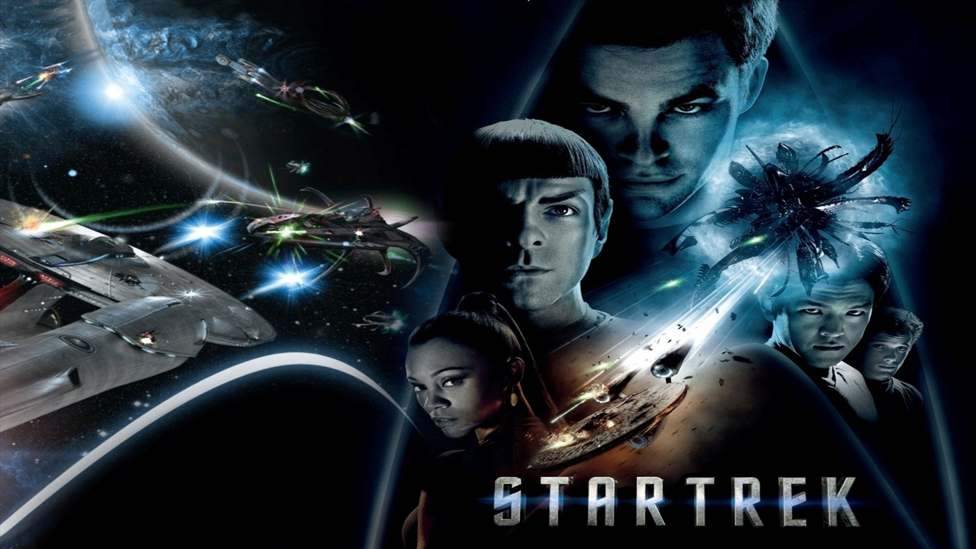 Star Trek 2009 Wallpapers wallpaper wallpaper hd background 1920x1080