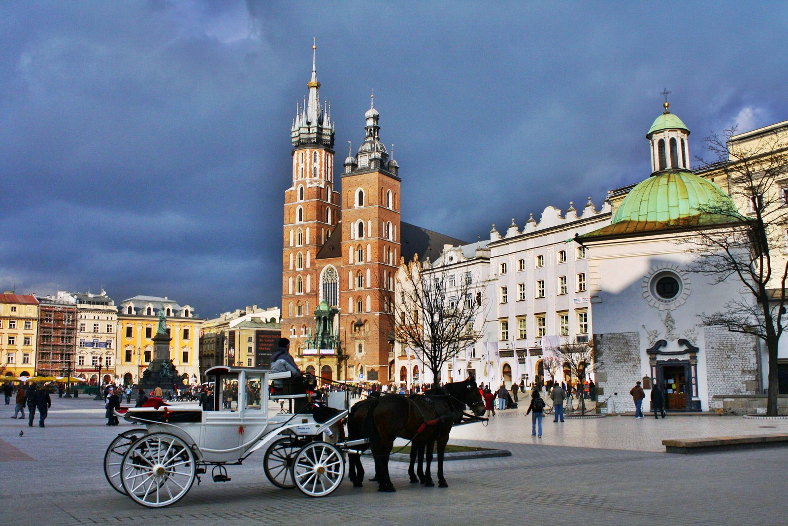 Krakow Wallpapers High Quality Download 1600x1067