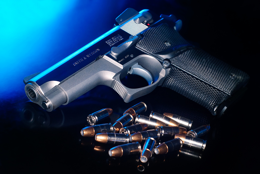 Smith and Wesson Wallpaper   DopePicz 1024x685