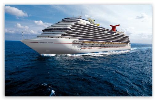 Cruise Ship HD desktop wallpaper High Definition Fullscreen 510x330