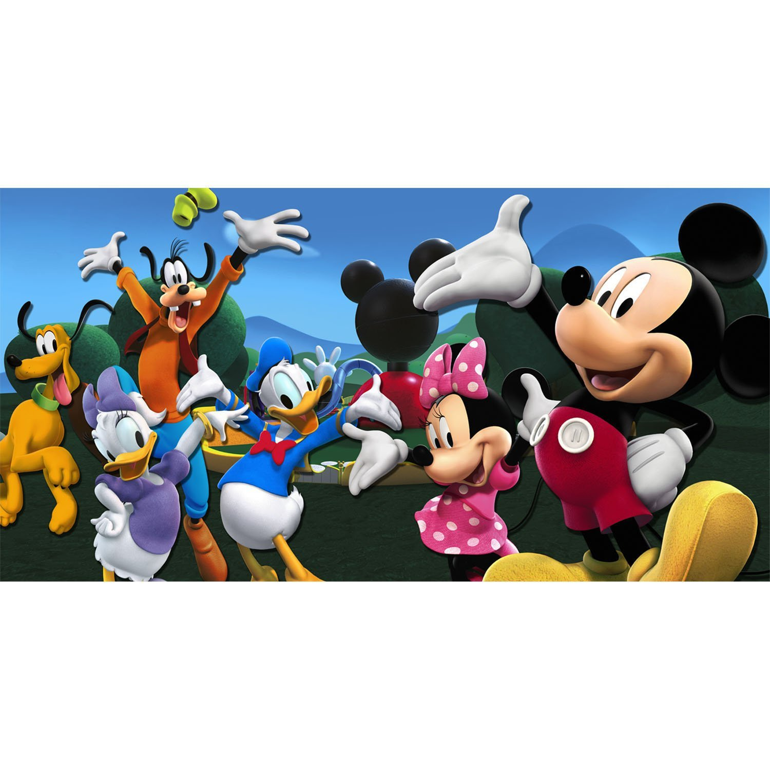 [50+] Mickey Mouse Clubhouse Images Wallpapers on ...
