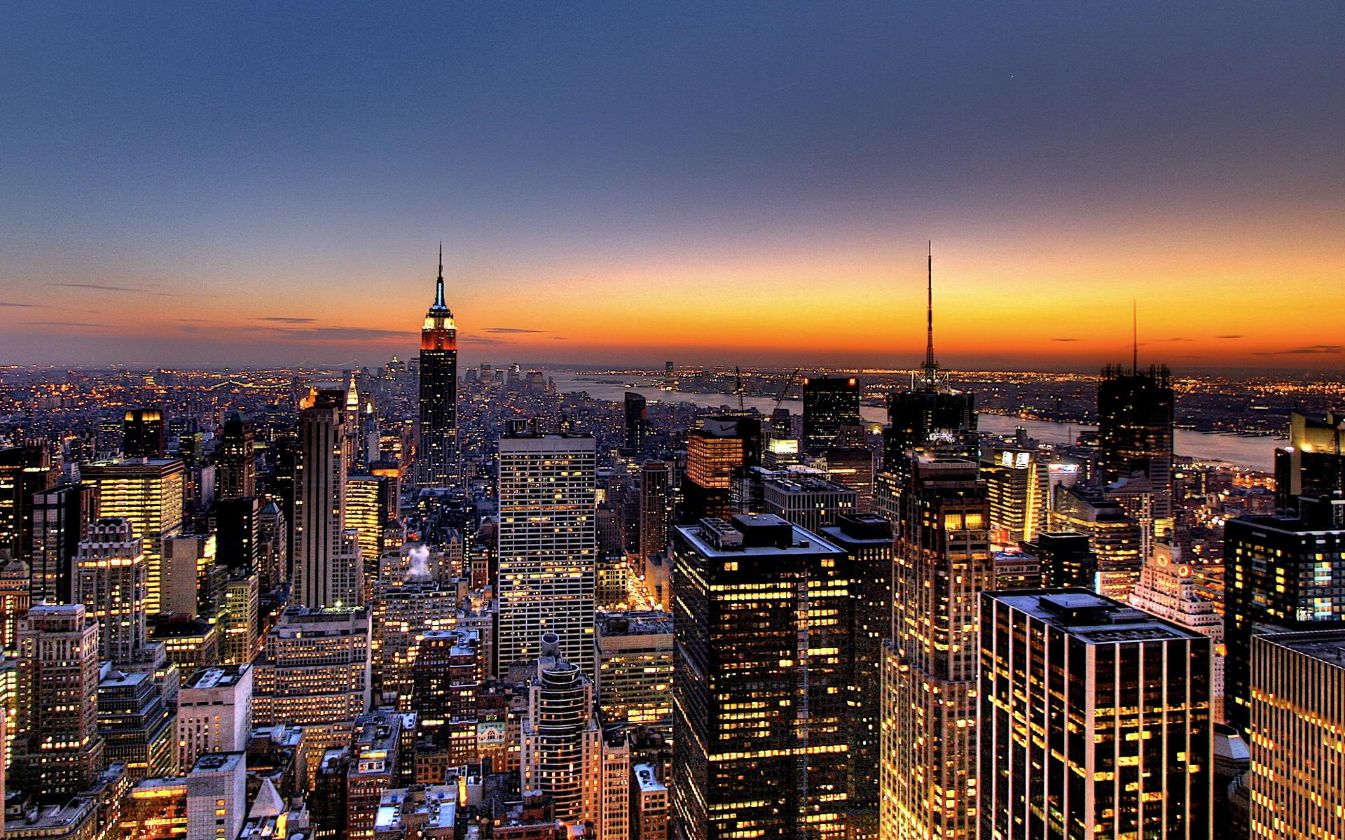 New York Skyline Wallpapers HD Wallpapers 1920x1200