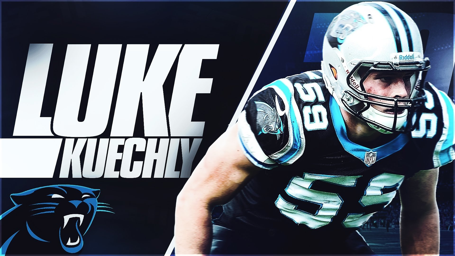 10 Luke Kuechly HD Wallpapers Background Images 1920x1080