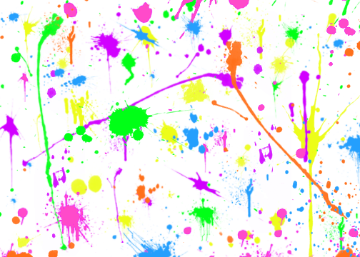 Paint Splatter Graphics Code Paint Splatter Comments Pictures 504x360