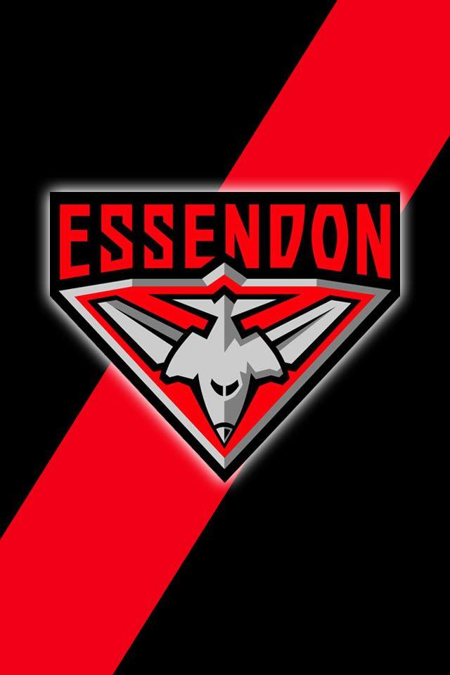 Australian Rules Football   Essendon Bombers 633773   HD 640x960