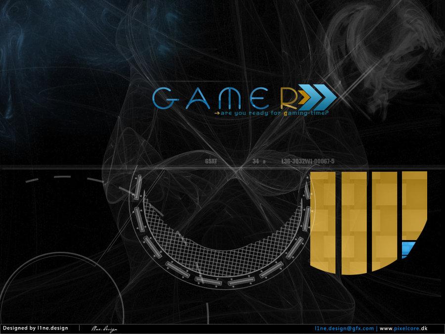 Gamer wallpaper by iDn5 900x675