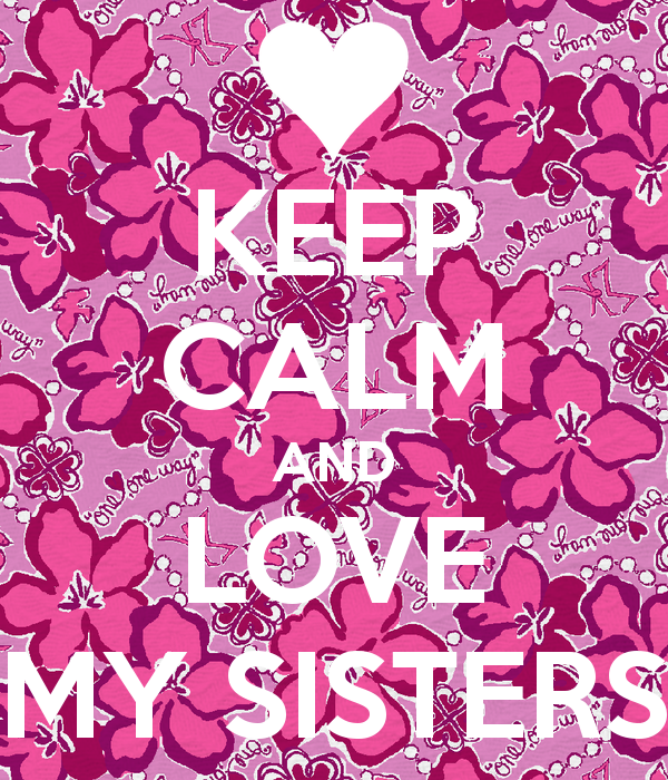 Wallpaper I Love You Sister : I Love My Sister Wallpapers - WallpaperSafari
