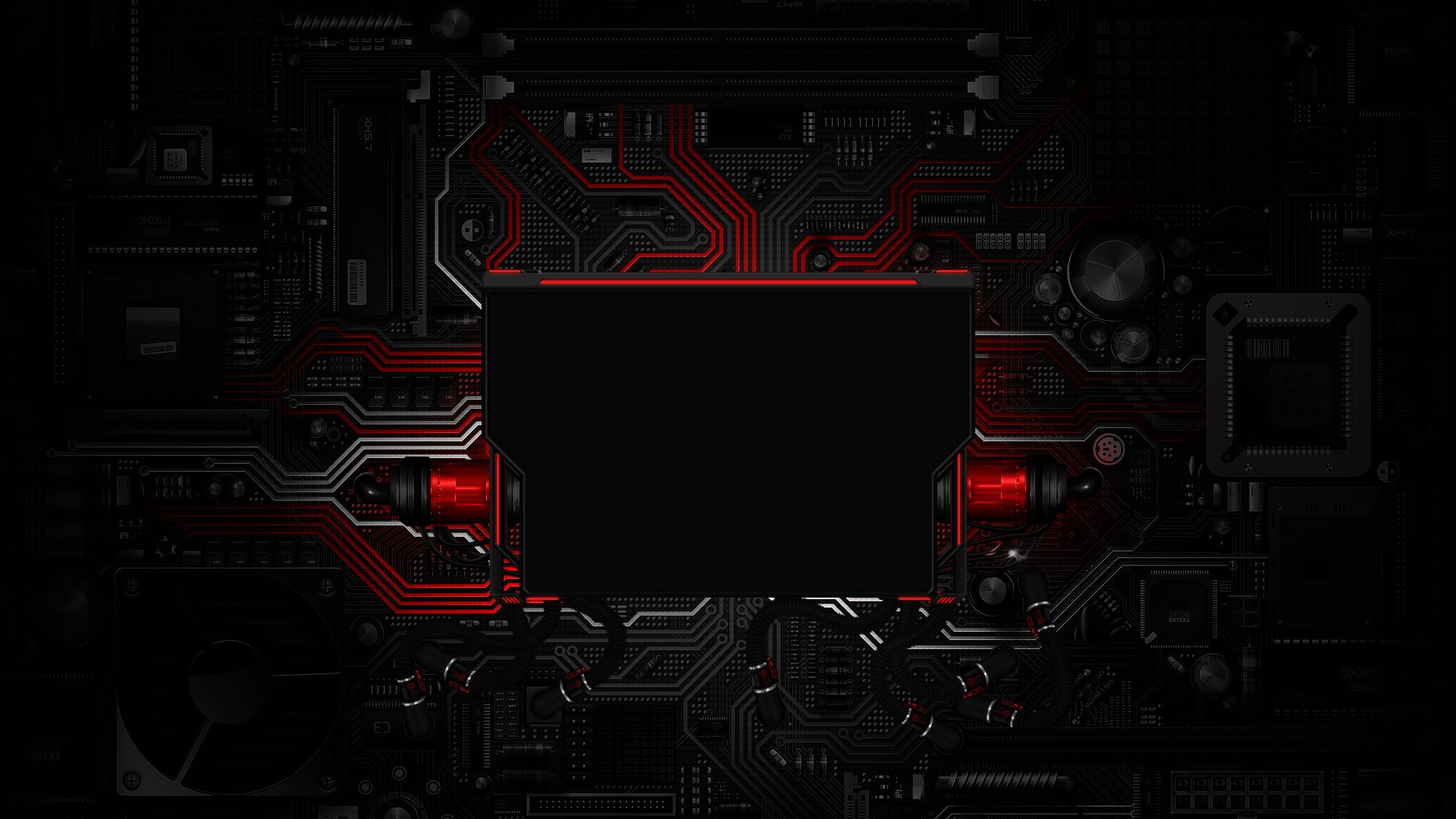 45 Hi Tech Wallpapers For Desktop and Laptops 1920x1080