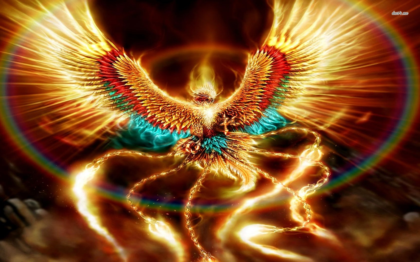 Fantasy Phoenix Wallpaper 37 Background Wallpaper   Hivewallpapercom 1680x1050