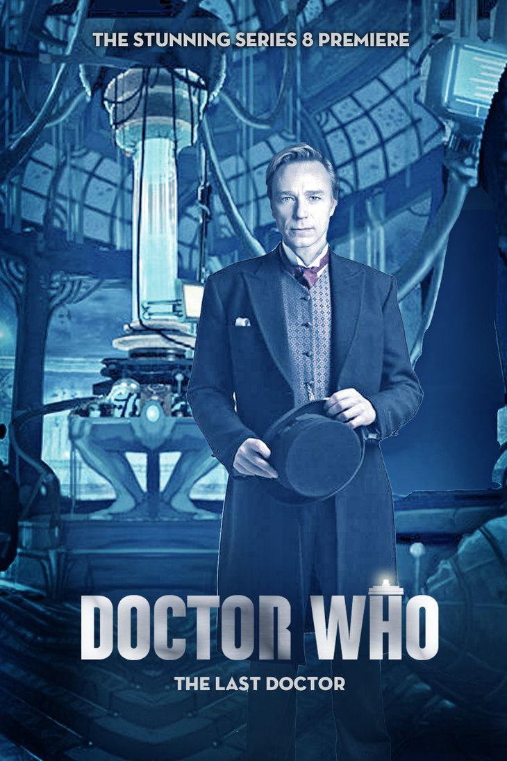 35 of The Best Doctor Who Season 8 Fan Made Posters 730x1095