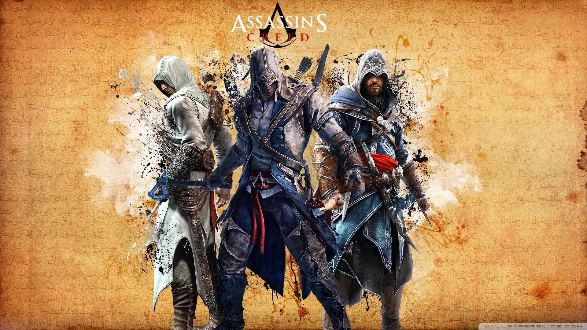 Assassins Creed 3 2012 Wallpaper 1920x1080 Assassins Creed 3 2012 1920x1080