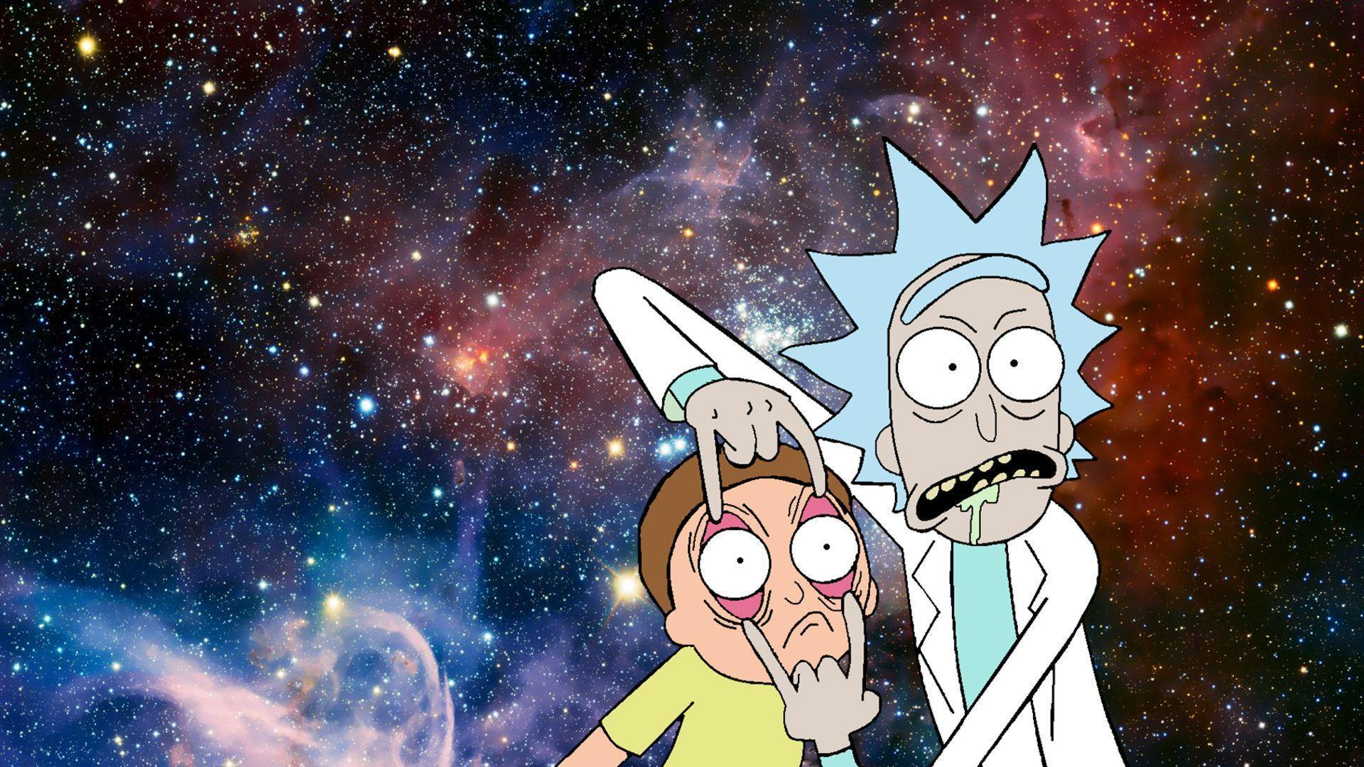 Rick And Morty Wallpapers 1920x1080