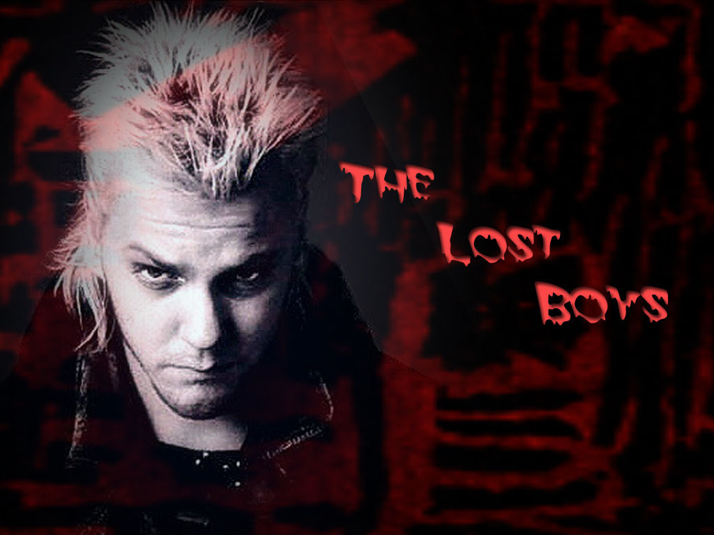 The Lost Boys wall   The Lost Boys Movie Wallpaper 2887516 1024x768