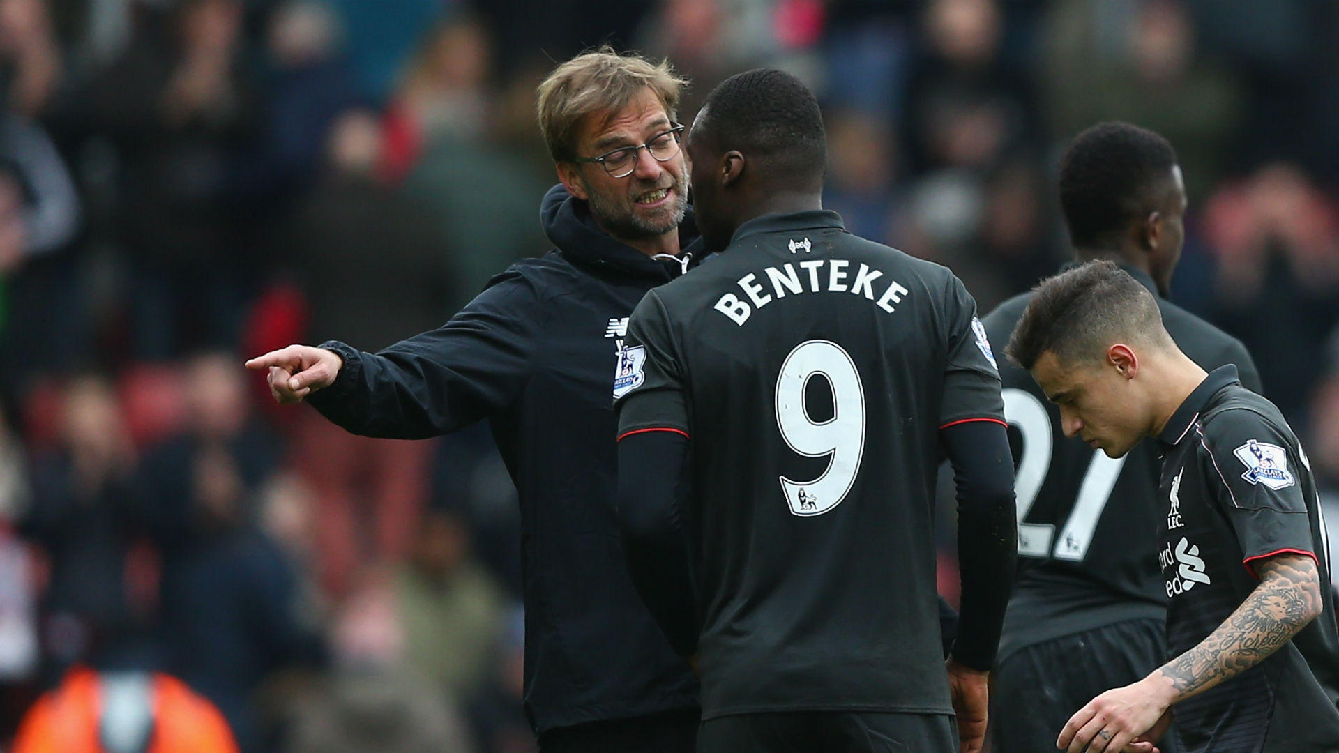 Crystal Palace in talks to sign Christian Benteke from Liverpool 1920x1080
