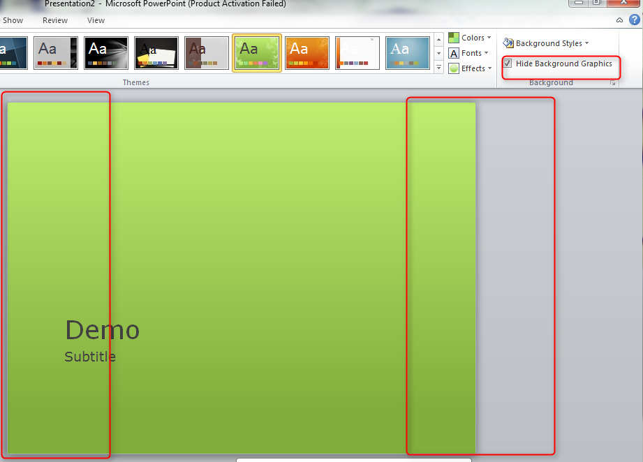 Replacing background graphics of a PowerPoint theme   Super User 921x662