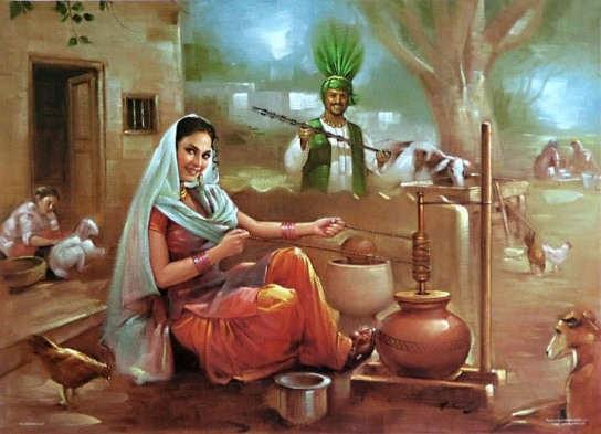 Punjabi Culture DesiCommentscom 544x393