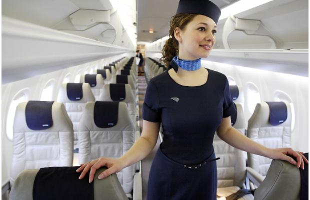 Preety and New Flight Attendant Photos 620x400