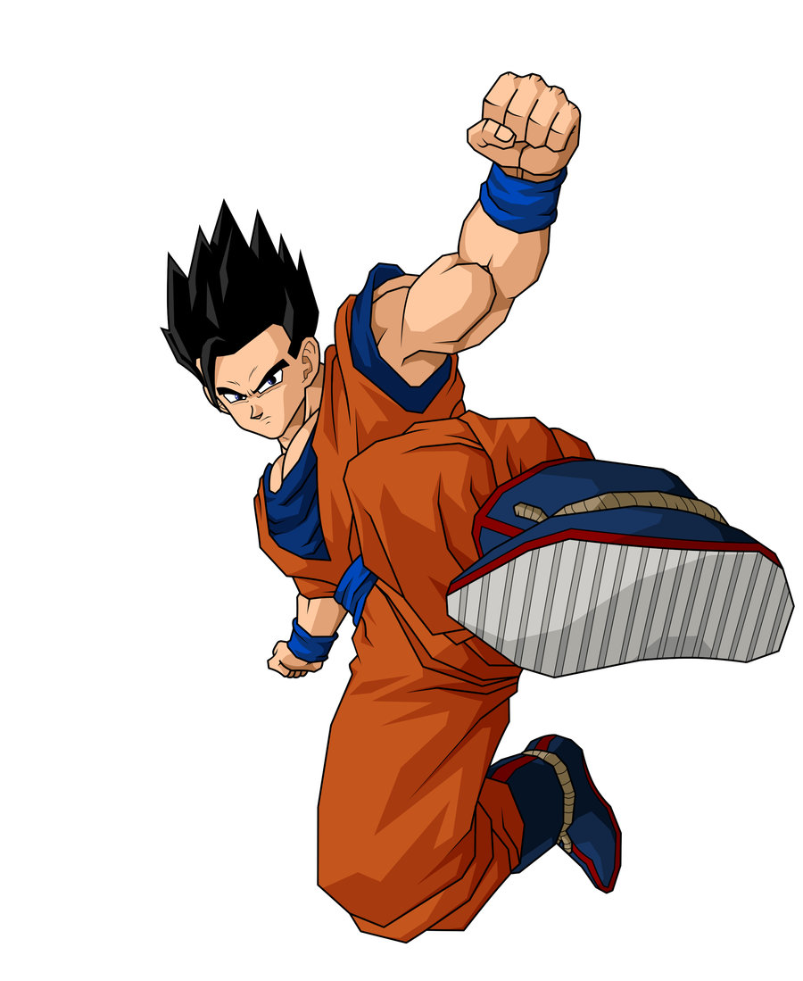 Ultimate Gohan Wallpaper image gallery 900x1099