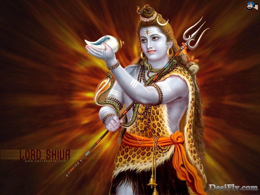 Lord Shiva   Gods of Hinduism Wallpaper 33227337 1024x768