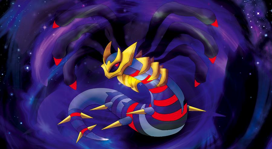 74+ Pokemon Giratina Wallpaper on WallpaperSafari