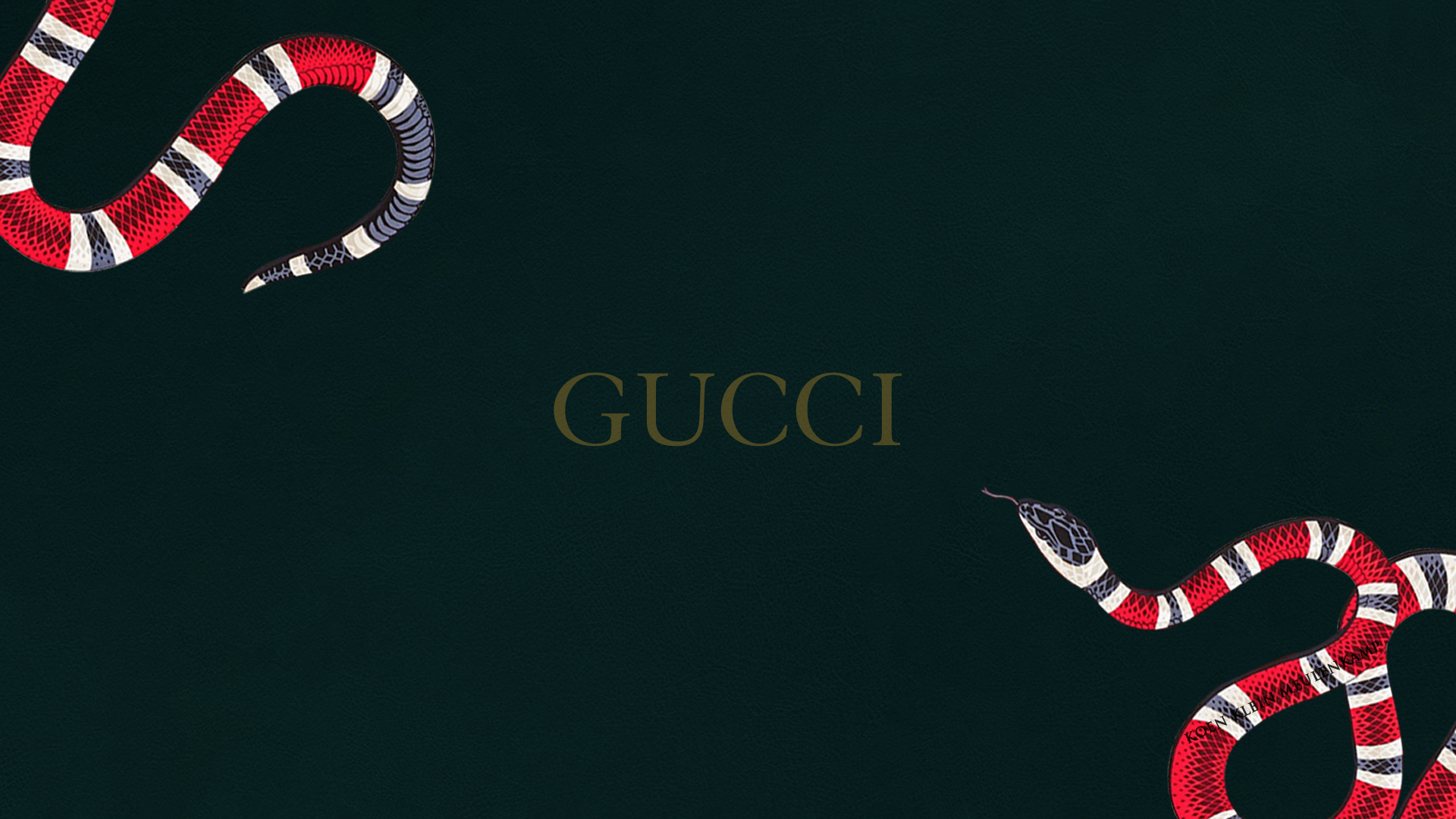 Gucci Logo Desktop Pictures to Pin   PinsDaddy 1920x1080