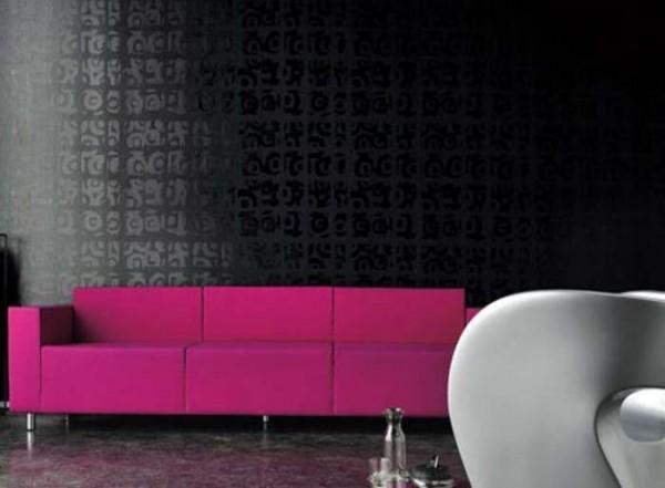 Black Wallpaper Home Decor   HitezcomHitezcom 600x441