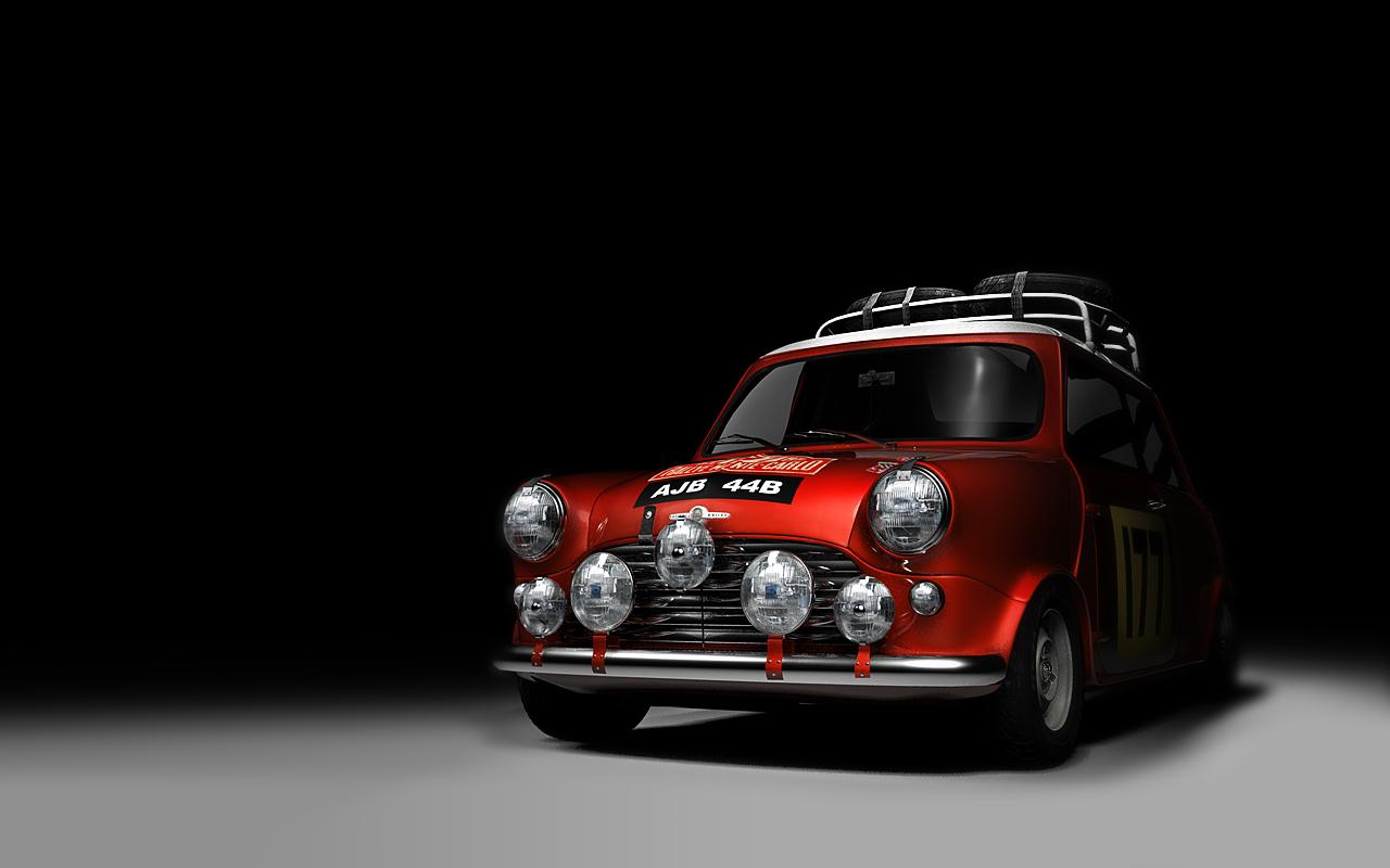 wwwkokillocom   1965 Morris Mini Cooper Rallye 1280x800