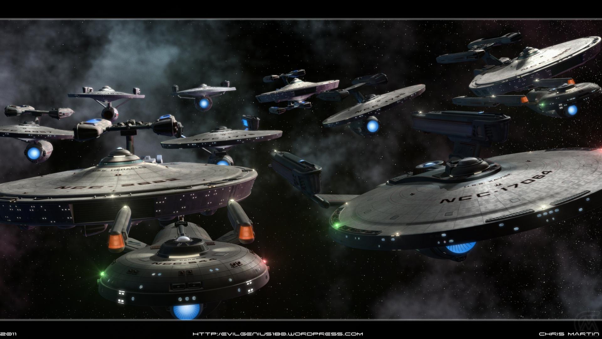 July 2011 Evil Starship Factory 1920x1080