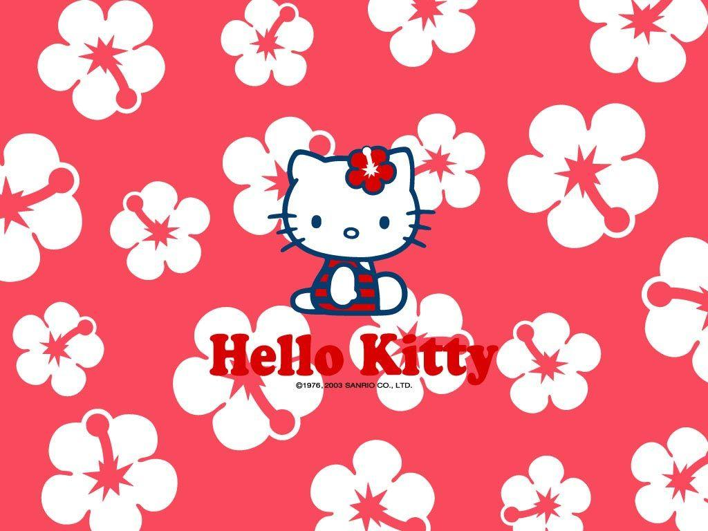 Hello Kitty Screensavers And Wallpapers 1024x768
