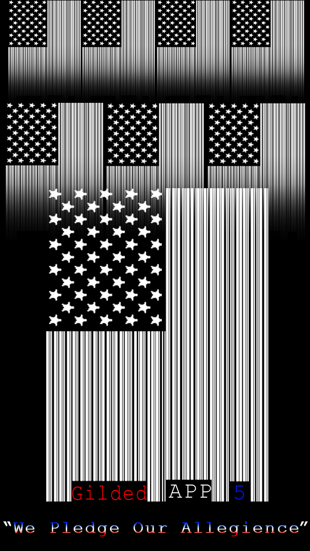 Iphone 5 American Flag Wallpaper by Gildedapp5 on deviantART 640x1136