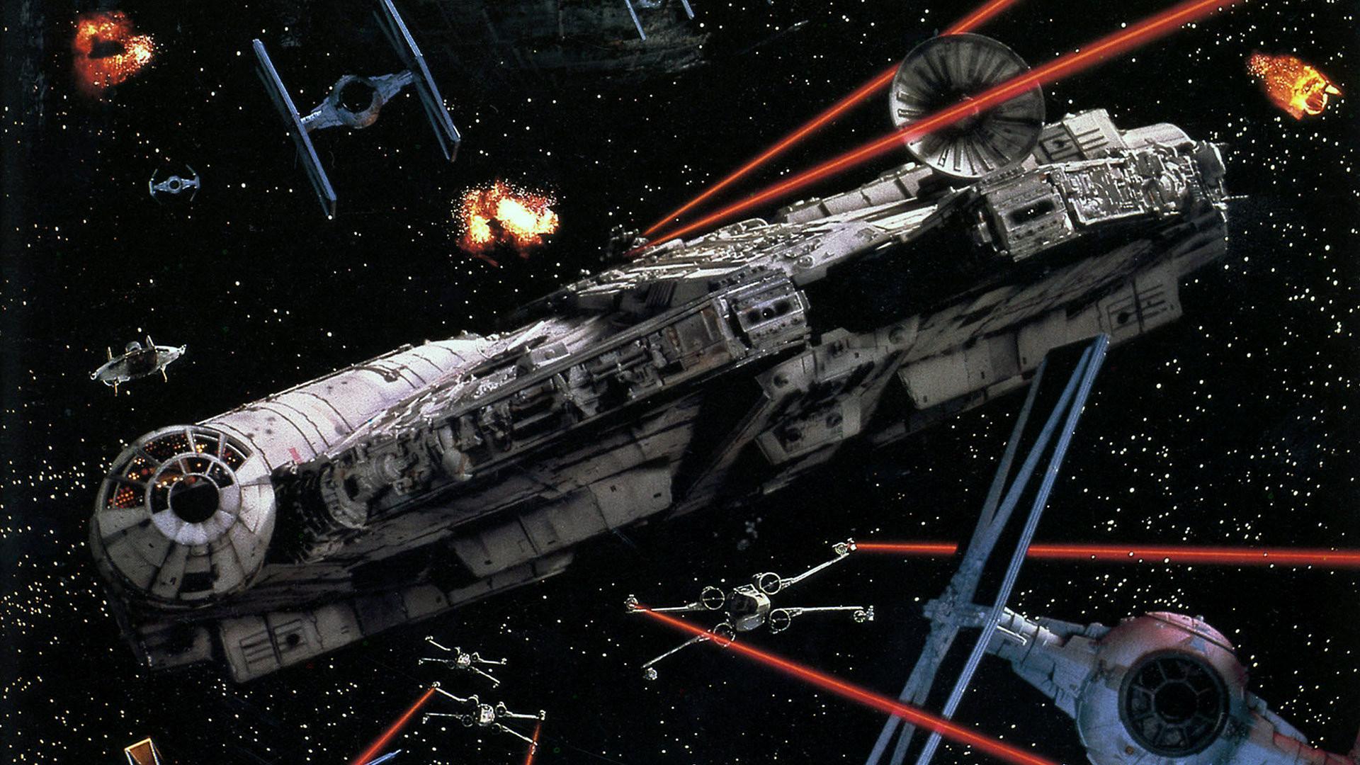 High Resolution Star Wars Ships Wallpaper Widescreen SiWallpaperHD 1920x1080