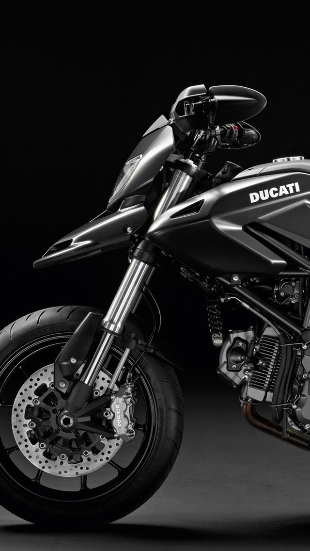 more search ducati hypermotard motorcycle iphone wallpaper tags bike 640x1136