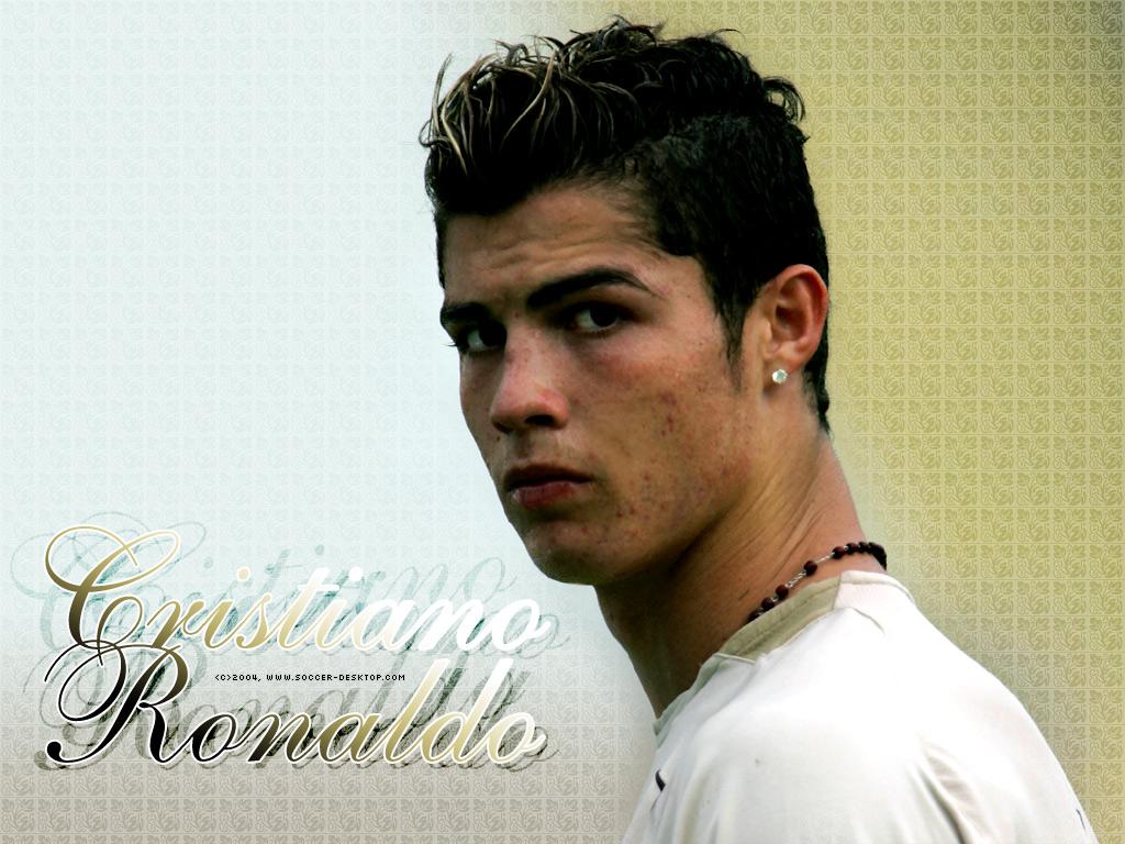 WallpapersKu 15 Cristiano Ronaldo Wallpapers 1024x768