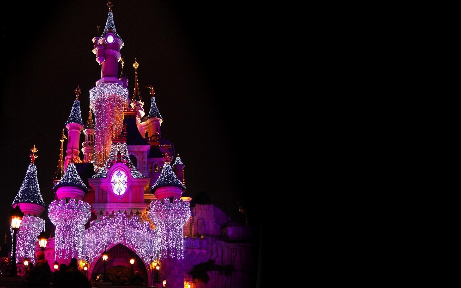 Disney Castle Wallpapers HD 1920x1200